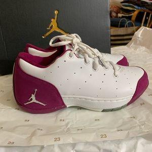 Carmelo melo 1.5 Nike Jordan low top white/purple